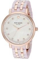Kate Spade 38mm Monterey Watch - KSW1264 Watches