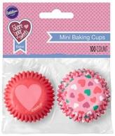 Wilton 100ct Mini Caking Cups