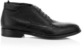 Sutor Mantellassi Smart Icon Signoria Leather Chukka Boots