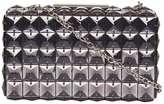 Dorothy Perkins Grey Gem Box Clutch