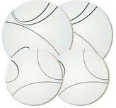 Corelle Coordinates Simple Lines Burner Cover (Set of 4)