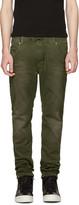 Diesel Green Krookley-ne Jogg Jeans