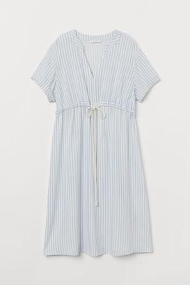 H&M MAMA Drawstring dress