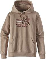 Patagonia Live Simply Market Bike Midweight Pullover Hoodie - Women's