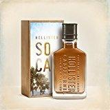 Hollister Socal Cologne Spray for Men, 2.5 Fluid Ounce