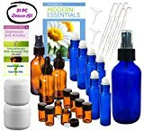 3.1 Phillip Lim Loving Essential Oils Deluxe Kit for Aromatherapy with Essential Oil Guide Reference Material piece)