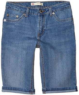 Levi's(r) Kids Denim Bermuda Shorts (Big Kids) (Remi) Girl's Clothing