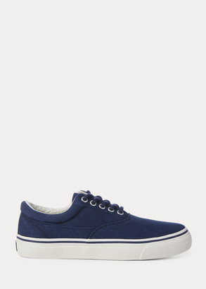 Ralph Lauren Bryn Canvas Sneaker