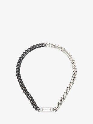 Alexander McQueen Identity Chain Necklace