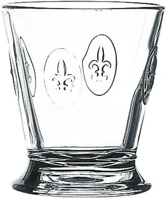 La Rochere Fleur de Lys Tumblers, Set of 6