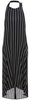 Balenciaga Striped jersey dress