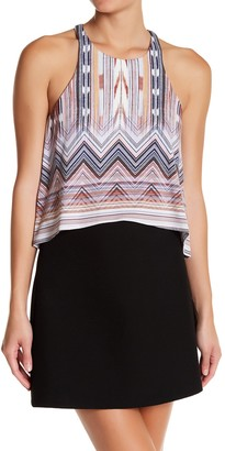 Tart Onyx High/Low Tank Top