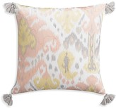 "Cupcakes And Cashmere Kilim Decorative Pillow, 16"" x 16"""