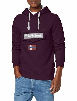 Napapijri Men's Burgee 2 Hooded Sweatshirt