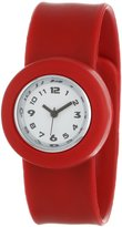 Slide Kids' SL3P-JRRLU Slap 3PAQ Junior Red, Black and Light Blue Watch