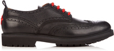Givenchy Commando leather brogues