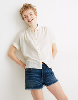 Madewell The Dadjean Short in Glenmore Wash