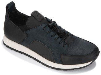 Kenneth Cole Intrepid Colorblock Leather Sneaker