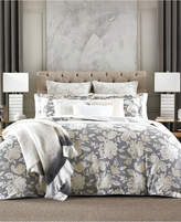 Tommy Hilfiger Broadmoor Cotton Reversible Floral Full/Queen Duvet Cover Set Bedding