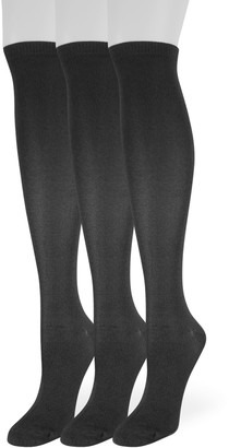 Sonoma Goods For Life Women's SONOMA Goods for Life 3-Pack Knee-High Socks