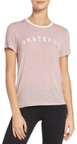 Spiritual Gangster Women's Grateful Tee