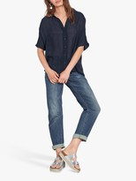 Hush Kate Shirt, Blue