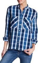Joe's Jeans Aislin Plaid Shirt