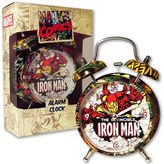 Marvel Iron Man 4-Inch Alarm Clock