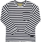 Munster STRIPED COTTON JERSEY T-SHIRT