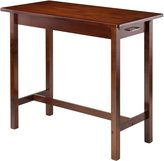 Winsome Wood Kitchen Island with Two Drawers