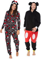 Disney Minnie Mouse Long Sleeve One Piece Pajama