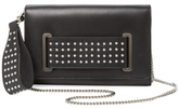 Thomas Wylde Whisper Leather Convertible Clutch
