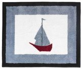 Sweet Jojo Designs Come Sail Away Area Rug Rug