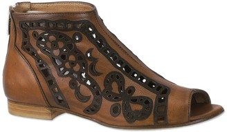 Ron White Ashlan Open Toe Boot