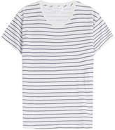 Velvet Henni Striped Cotton T-Shirt