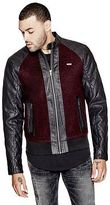 G by Guess GByGUESS Men's Primo Bomber Jacket