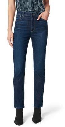 Joe's Jeans The Milla High Waist Crop Straight Leg Jeans