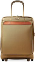 """Hartmann Ratio Classic Deluxe 22"""" Domestic Carry-On Rolling Suitcase"""