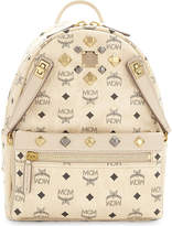 MCM Ladies Small Classic Dual Stark Backpack