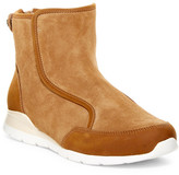 UGG Laurelle Genuine Shearling Lined High Top Sneaker