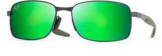 Maui Jim Shoal 57mm Polarized Sunglasses