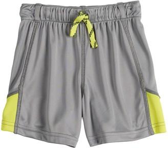 Boys 4-12 Jumping Beans Adaptive Pieced Shorts