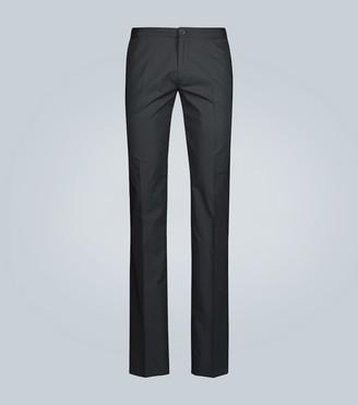 Incotex Slim-fit stretch-cotton pants