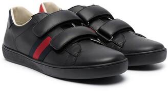 Gucci Children TEEN low-top sneakers