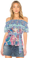 Spell & The Gypsy Collective Siren Song Off The Shoulder Top