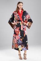 Natori Mikado Reversible Robe