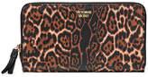 Victoria's Secret Victorias Secret Forever Leopard Zip Wallet