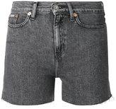 Calvin Klein Jeans cut-off shorts - women - Cotton/Spandex/Elastane - 27