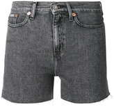 CK Calvin Klein cut-off shorts