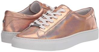 J/Slides Lacee (Rose Gold Metallic) Women's Shoes